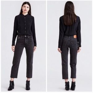 LEVI'S | High Rise Wedgie Straight